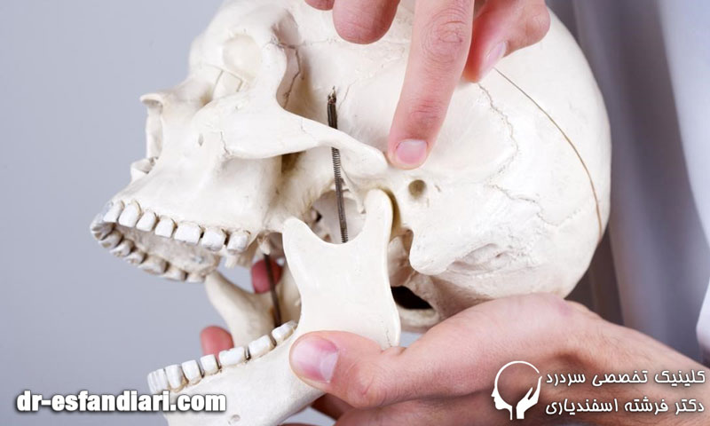 اختلال مفصل گیجگاهی فکی